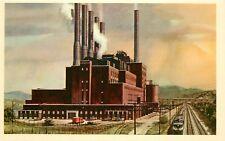 Pittsburgh Lake Erie Railroad Company P&LE Train 273 Phillips Power Postcard