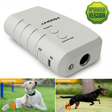 Ultrasonic Dog Trainer Repeller Pet Training Device Control Aggressive Barking