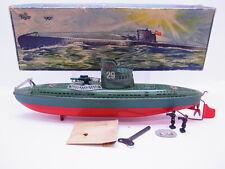 61308 | Arnold No.2005 U-Boot U29 Typ C7 Blechspielzeug im Originalkarton 40er