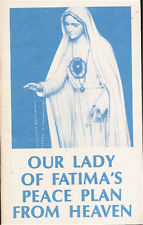 Our Lady of Fatima's Peace Plan From Heaven Tan Story of Fatima Practices