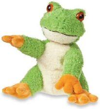 Mary Meyer Tree Frog Tad Sweet Rascals Green Orange Cream Stuffed Animal NEW