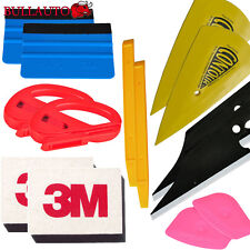 14in1 Auto Film Wrap Installation Tool Kit Vinyl Decals Graphic Snitty Cutter 3M