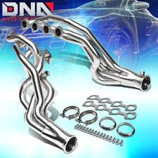 FOR 96-04 MUSTANG GT 4.6L V8 STAINLESS STEEL LONG TUBE HEADER MANIFOLD+V-CLAMP