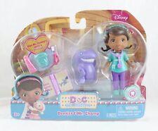 Disney Doc McStuffins Dentist & Mr. Chomp Figures Toy Set BRAND NEW SEALED