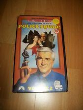 VHS engl.: Police Squad Volume 2