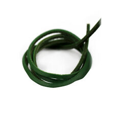 1 Pair Rawhide Leather Shoelaces Shoestrings For Outdoor Boot Shoes Laces 110cm√