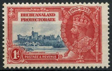 Mint Hinged Postage Bechuanaland Stamps (Pre-1966)