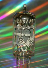 ECC82 Amperex Bugle Boy 12AU7 Röhre 111+110% für Röhrenverstärker HiFi Amplifier