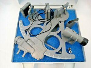 Davis Instruments Mark 25 Beam Converger Master Sextant with case
