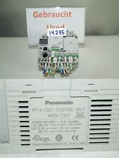 panasonic FP-X C30T CONTROL AFPX-C30T