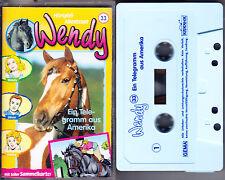 MC Wendy 33 - Ein Telegramm aus Amerika - KIDDINX