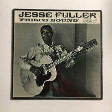 JESSE FULLER ~ *** SEALED ** ~ ORIGINAL ARHOOLIE LP 1967 ~ BLUES