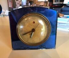 """Vintage Art Deco General Electric Clock Model 3H94 """"Conway"""" for Parts or Repair"""