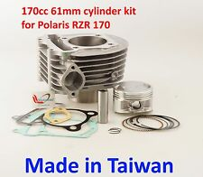 OEM 61mm cylinder piston kit for Polaris RZR 170  UTV AEON Cobra US