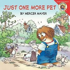 Little Critter: Just One More Pet by Mercer Mayer (2013, Paperback)
