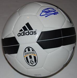 SEBASTIAN GIOVINCO signed (JUVENTUS) SOCCER BALL *TORONTO FC) W/COA ITALY #3