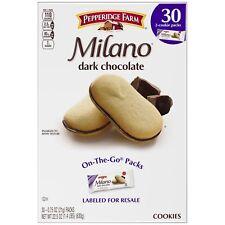 Pepperidge Farm Milano Dark Chocolate Cookies (30 pk.)