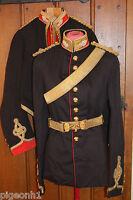 274.99 Victorian Royal Artillery Officers Named Full Dress Uniforms.