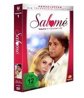 SALOME - VOL.1,FOLGEN 1-50 10 DVD NEU