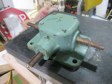 Nord SK right angle dual output gearbox 1:1 ratio #2653-M-2-1