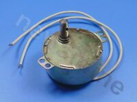AC110V 4R Remote Control Fan Synchronous Motor Rotary Wind Air Guide Wheel Motor