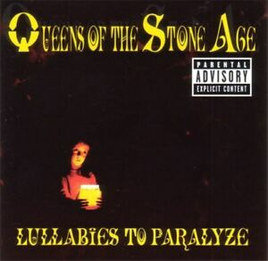 QUEENS OF THE STONE AGE lullabies to paralyse (CD, album, special edition, 2005)