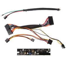 120W DC 12V Pico PSU 24Pin Mini ITX DC To ATX PC Power Supply Module With Cable