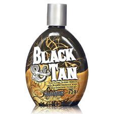 Millennium Black & Tan 75X Dark Bronzer Indoor & Outdoor Tanning Lotion