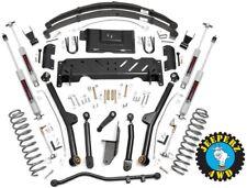 "Jeep XJ Cherokee 6.5"" Long Arm Suspension Lift Kit, 84-01 XJ, 67222,61822,"