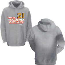 Matt DiBenedetto 2020 Checkered Flag Sports #21 Wood Brothers Gray Hoodie FREE