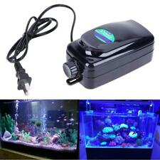 Aquarium Air Pump Fish Tank Increasing Oxygen Pump Ultra-Silent Adjustable Pop