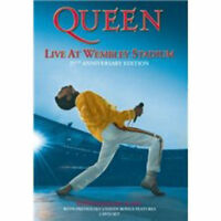 Queen - Live At Wembley Stadium NEW DVD