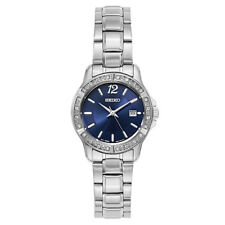 Seiko Crystal Dress Women's Quartz Watch SUR721