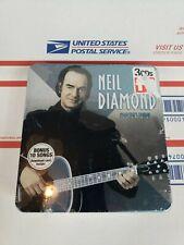 BRAND NEW Neil Diamond 3 CD Set Collectors Edition in Tin Box