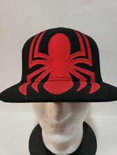 🔥🔥 ULTIMATE SPIDER MAN MARVEL Hat MEN'S STRAPBACK New SHIPS TODAY!🕷🕷