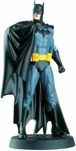 "BRAND NEW: Batman Super Hero Collection ~4.5"" Metal Figure~DC Comics Eaglemoss"
