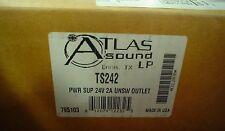 Sealed Atlas power supply TS242 - 60 day warranty