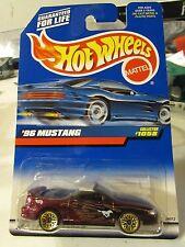 Hot Wheels '96 Mustang #1058