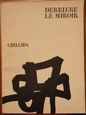 Eduardo CHILLIDA - DLM 143 Derrière le miroir Maeght lithographie litografia *
