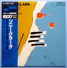 Sonny Clark The Art Of The Trio BLUE NOTE KING GXF3069 Japan 1st press LP 052
