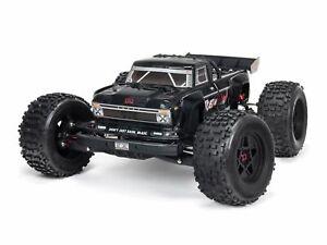 Arrma 1/8 OUTCAST 6S BLX 4WD EXtreme Bash Stunt Truck RTR Black ARA8710