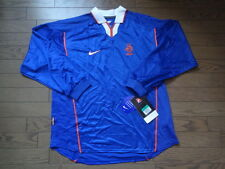 Netherlands Holland 100% Authentic Player Issue Soccer Jersey 1998/99 LS XL BNWT