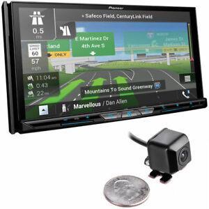 Pioneer AVIC-W8600NEX Double DIN Multi-Media Receiver + Free Backup Camera