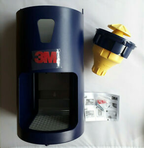 3M E-A-R One Touch Pro Ear Plug Dispenser Self Standing Wall Mounted Refill