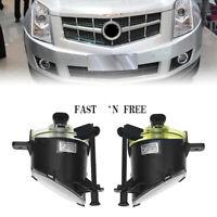 Front Bumper Foglight Fog Driving Light For Cadillac SRX 2010-2016 Left & Right