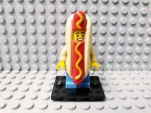 Lego Figur Serie 13 HOT DOG MANN Sammelfigur 71008