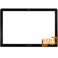 "APPLE MACBOOK PRO UNIBODY A1278 13.3"" 13"" LCD DISPLAY FRONT GLASS SCREEN UK"