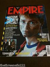 EMPIRE MAGAZINE #230 - HARRY POTTER - AUG 2008