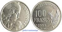 100  FRANCS  COCHET  1958  ,  QUALITÉ