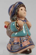 Rinconada De Rosa Doll Collection 'School Days' Girl With Book Bag NEW #G08 NIB
